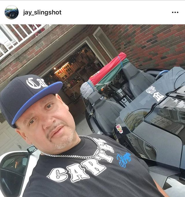 CARTEL BAGGERS AND SLINGSHOTS!!! Check my guy out @jay_slingshot we appreciate the support bro! 💪🏼