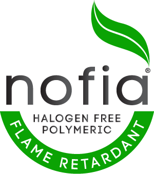 World's ONLY Halogen Free Polymeric Flame Retardant -