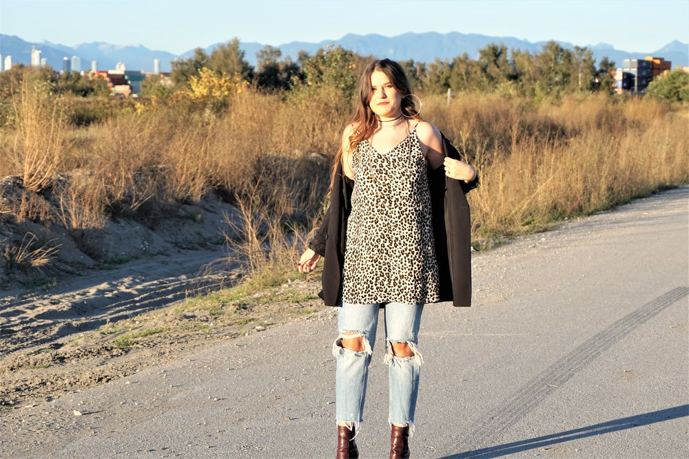 every day - personally I love leopard. I cant get enough. But for some reason it gets a bad rep for being ....trashy. I for one, could wear leopard all day every day!