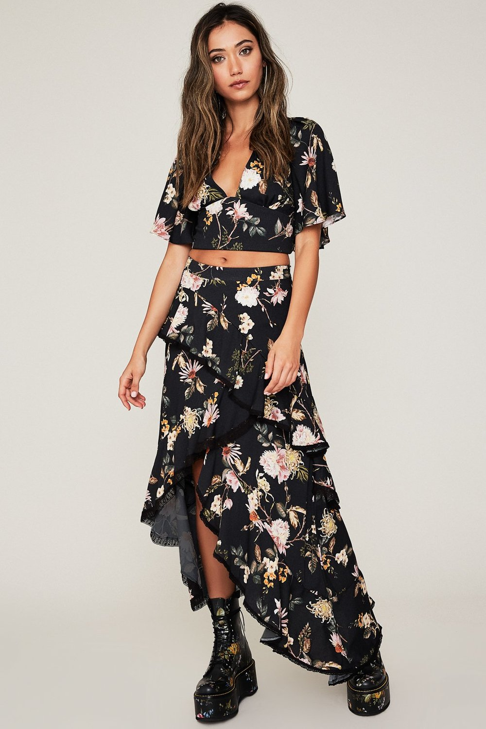 https://shopafrm.com/collections/bottoms/products/grace-ruffle-maxi-skirt-1?variant=42908493573