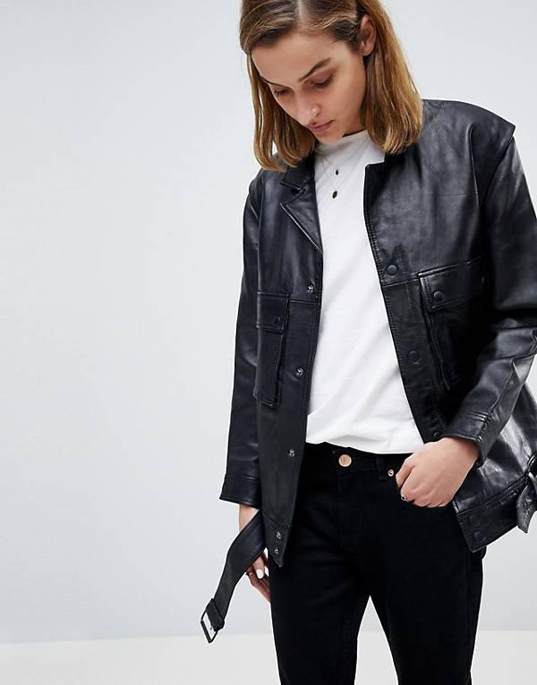 http://www.asos.com/moss-copenhagen/moss-copenhagen-premium-leather-jacket-with-pocket-belt-detail/prd/8868892?clr=black&SearchQuery=leather%20jacket&gridcolumn=3&gridrow=7&gridsize=4&pge=1&pgesize=72&totalstyles=455