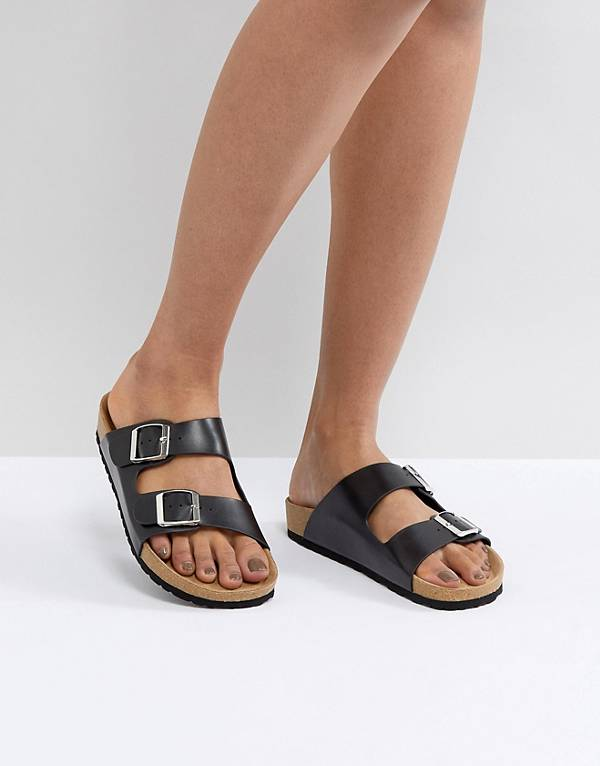 http://www.asos.com/london-rebel/london-rebel-double-buckle-flat-sandal/prd/8926326?clr=blackpu&SearchQuery=&cid=27416&gridcolumn=3&gridrow=18&gridsize=4&pge=5&pgesize=72&totalstyles=1951