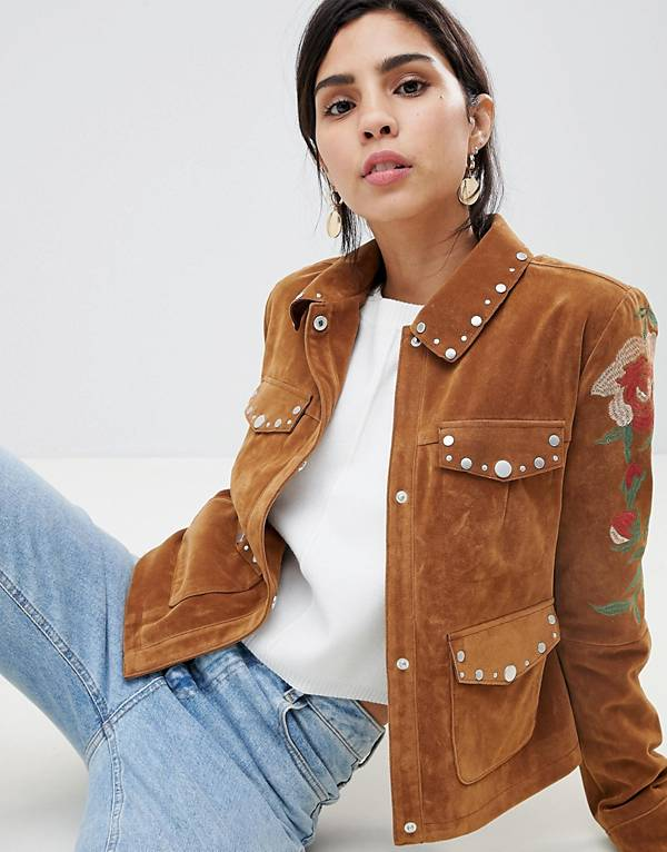 http://www.asos.com/urbancode/urbancode-studded-trucker-jacket-with-contrast-embroidery/prd/9425983?clr=tan&SearchQuery=&cid=27403&gridcolumn=1&gridrow=2&gridsize=4&pge=1&pgesize=72&totalstyles=1035
