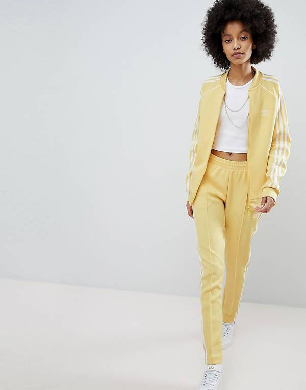 http://www.asos.com/adidas-originals/adidas-originals-adicolor-three-stripe-track-pants-in-yellow/prd/8745088?clr=yellow&SearchQuery=adidas&gridcolumn=4&gridrow=2&gridsize=4&pge=3&pgesize=72&totalstyles=443