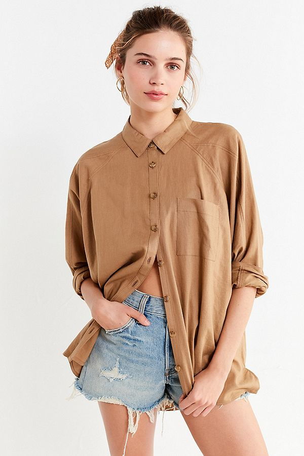 https://www.urbanoutfitters.com/shop/uo-brendan-button-down-linen-shirt?category=womens-tops&color=022