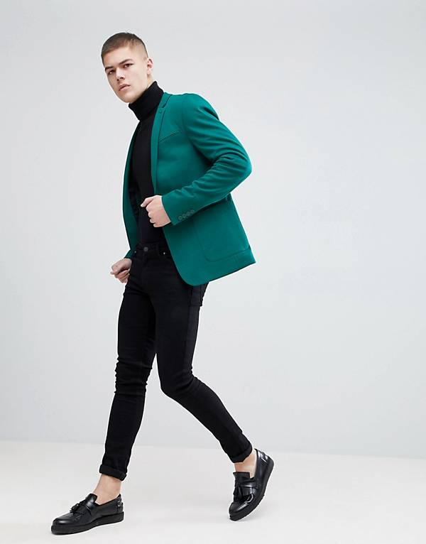 http://www.asos.com/au/asos/asos-design-super-skinny-blazer-in-dark-green-jersey/prd/9091525?clr=green&SearchQuery=blazer&gridcolumn=2&gridrow=5&gridsize=4&pge=1&pgesize=72&totalstyles=392