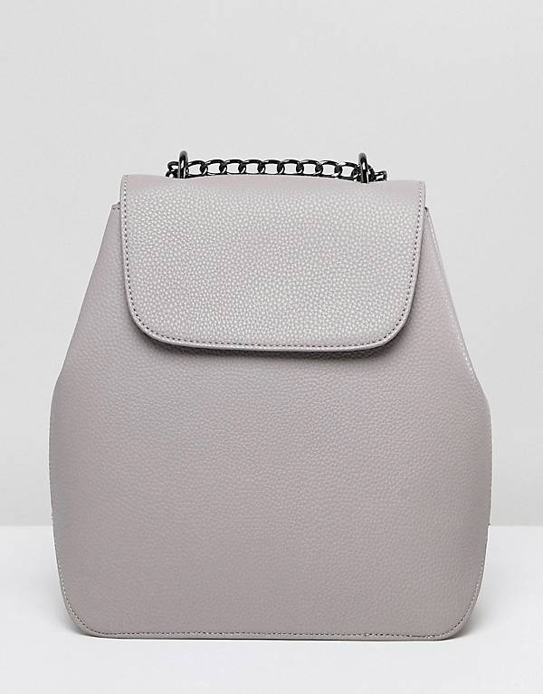 http://www.asos.com/au/asos/asos-design-chain-strap-backpack/prd/9732938?clr=grey&SearchQuery=grey%20bag&gridcolumn=1&gridrow=5&gridsize=4&pge=1&pgesize=72&totalstyles=71