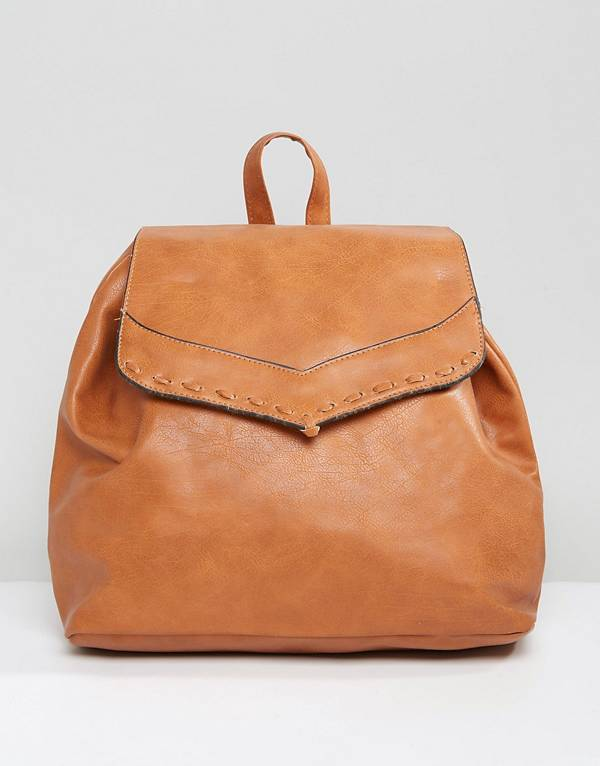 http://www.asos.com/au/liquorish/liquorish-drawstring-backpack-with-foldover-flap/prd/8601667?clr=tan&SearchQuery=tan%20backpack&gridcolumn=1&gridrow=2&gridsize=4&pge=1&pgesize=72&totalstyles=6