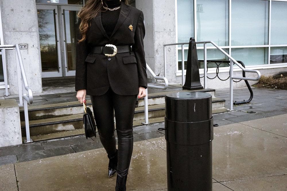 On Mondays We Wear Black …. -