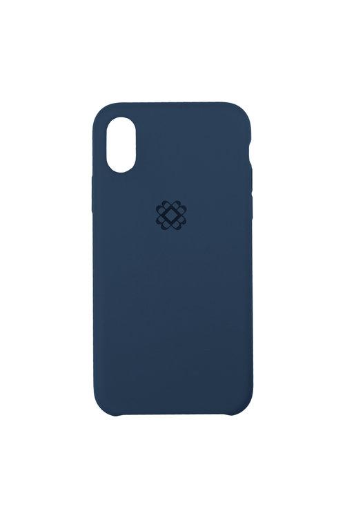 brand new 94da4 bf59e iPhone X Case | Silicone (ROYAL BLUE)