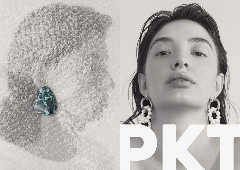 PKT GLA - art direction: Marcelo Jaroszmodel: Victoria Bernabeibeauty: Branca Mouraphotography: Naira Mattia.
