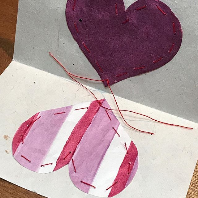 Cochineal is for Lovers ~~~~~~~~~~~~~~~~~ Create handmade Valentine's Day cards with NY Textile Lab and @shopcolorant on #beaconsecondsaturday February 9th from 12-4pm ♥️Handcraft personal Valentines using natural cochineal inks, textile scraps, and handmade seeded papers ♥️Experience the vibrancy and range of red and pink colors that can be achieved from the cochineal insect. ♥️Practice circular design and soil to soil production. ♥️Make a gift that your Valentine can plant in their garden. $25 for 5 Valentine's. Bring your kids. Follow the link in our bio to register. #soiltosoilprocesses #makeitdontbuyit #craftingcommunity #circulardesign #handmadegifts