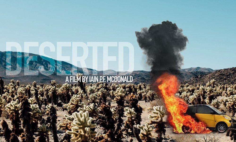 Feature Film: DESERTED –– (IN-DEVELOPMENT)