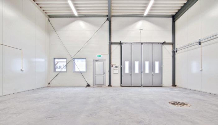 Industrilokaler - Koncepthallar