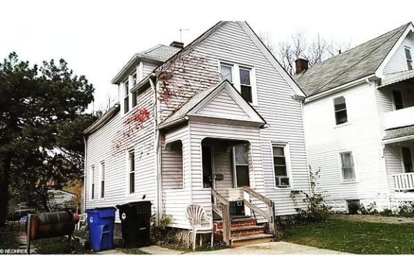 Hyresfastigheter - Ohio, USA