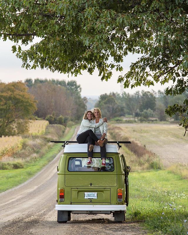 Planning our next adventure ✨ where is everyone headed this summer? We'd love to meet up with some van friends! . . . 📸: @sarahmkhaley  #vw #vwbus #glamping #van #campervan #happycamper #vanlife #vanlifediaries #vangirls #glampergrls #vanlifemovement #vandwelling #tinyhome #homeiswhereyouparkit #homeonwheels #adventure #travel #travelcanada #travelontario #advanture #getoutside #getoutstayout #outdoorphotography #outdoorliving #travelphotography #motherdaughter #socialenterprise