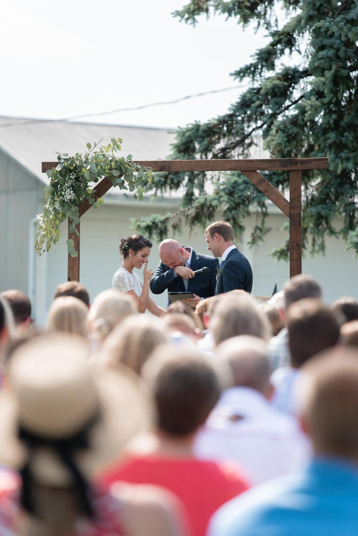 Columbus Ohio Wedding Photographer, Columbus Ohio, Farm Wedding, Summer Wedding