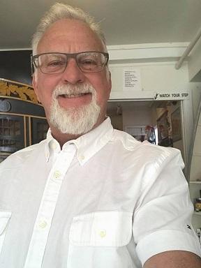 Bill Acosta, owner of Olivins