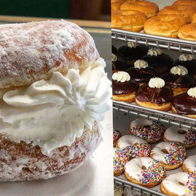 It's National Donut Day!! 🍩🍩🍩 Have you stopped in today to get your favorite donut?! We are open until 6:00! Hurry on in and fill that missing donut sized hole in your tummy! 🍩🍩🍩