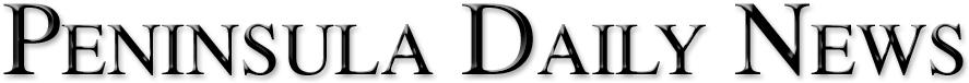 logo, peninsula daily news
