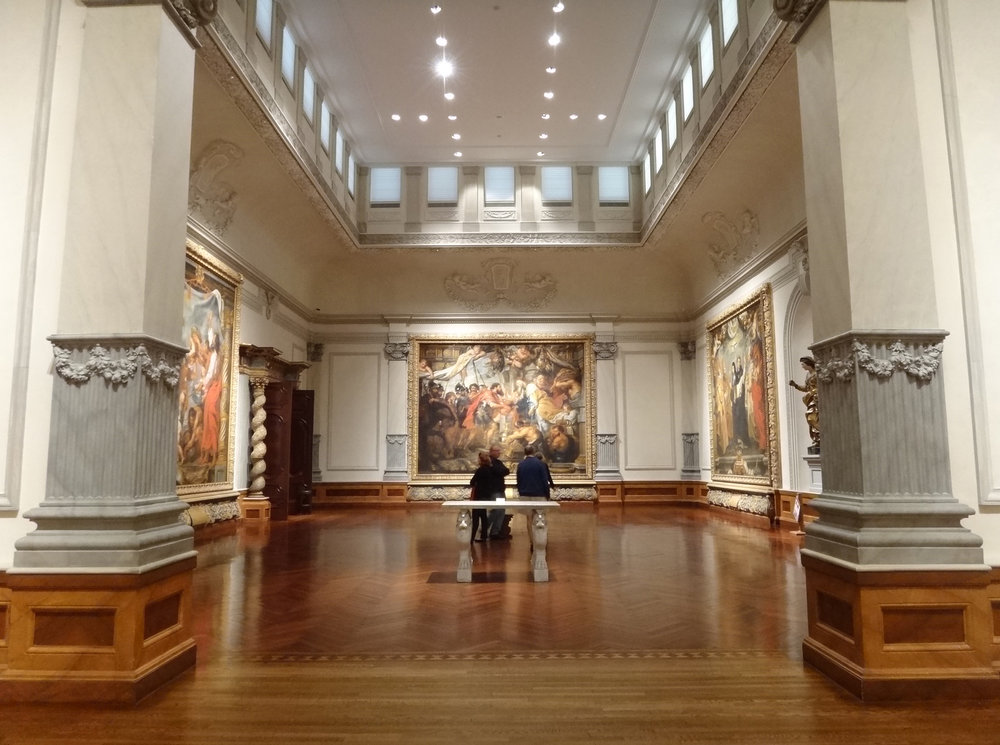 The Rubens Hall, Ringling Museum of Art