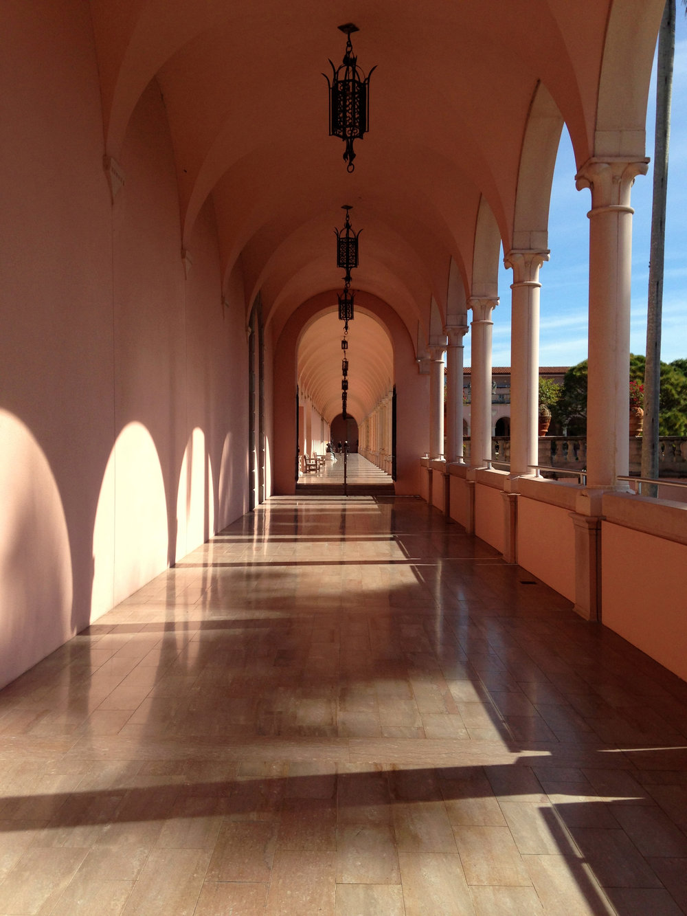 The Loggia Ringling Art Museum