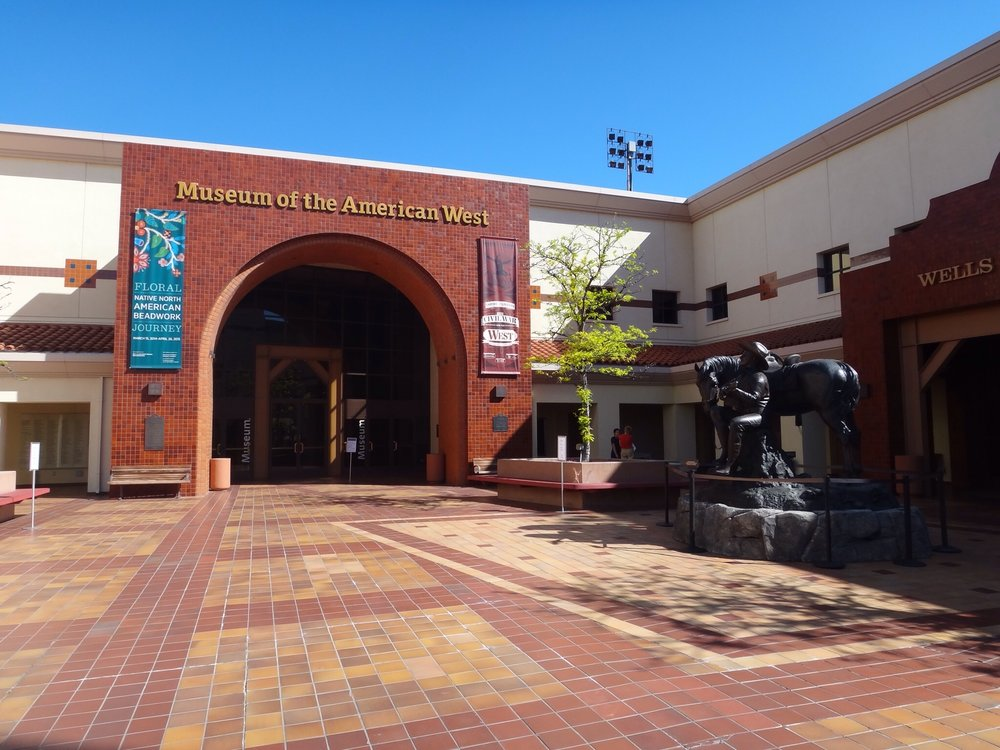 The Museum of the American West at the Autry National Center