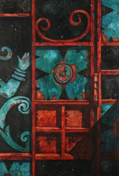 Mayan Gate