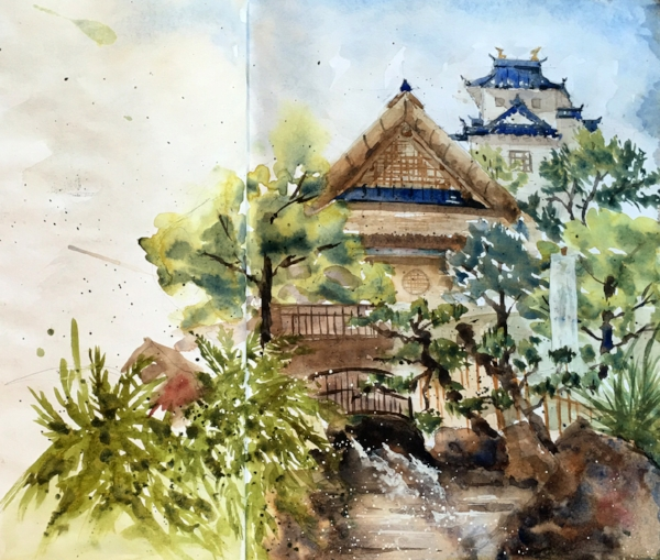 Epcot, Japan