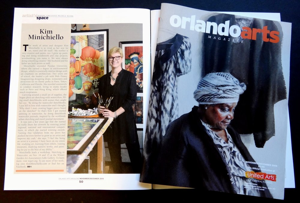 Orlando Magazine -