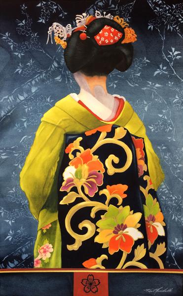 Chanoyu Maiko