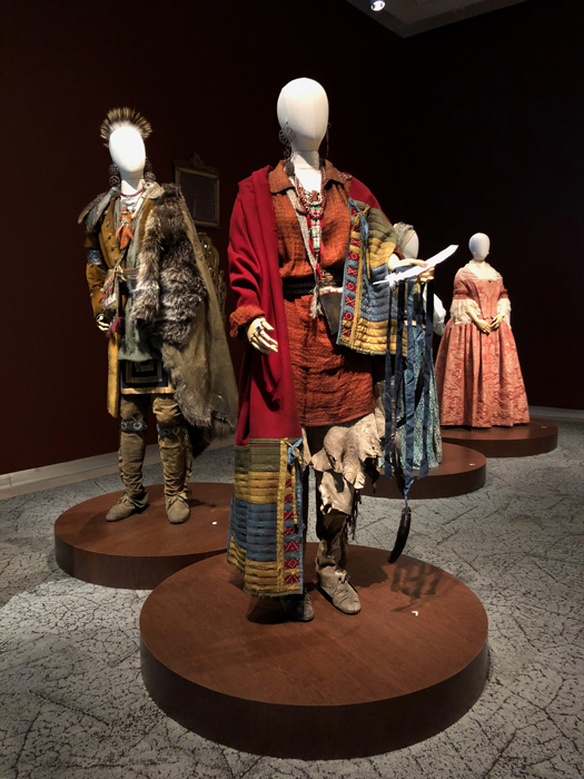 Costumes for Native American Characters