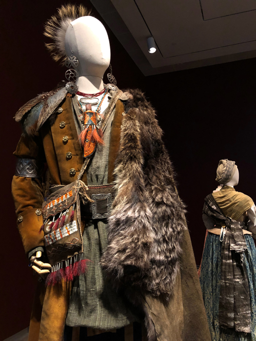 Costumes, Native American and Slave Characters