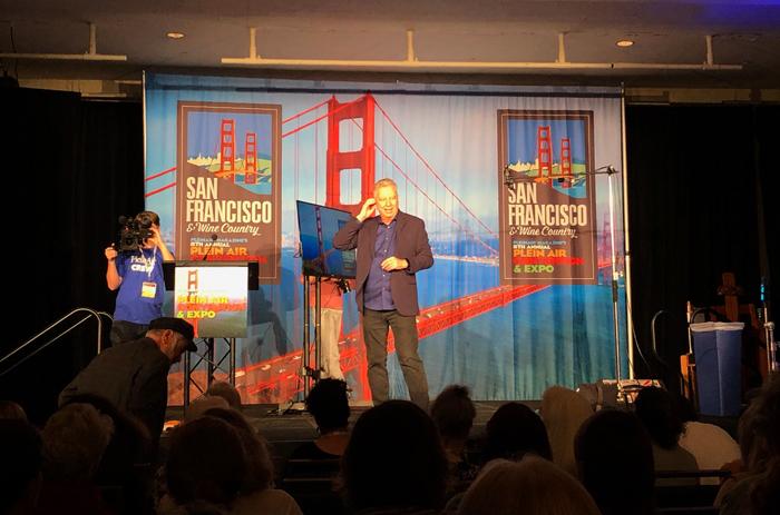 The 2019 Plein Air Convention in San Francisco — Kim Minichiello