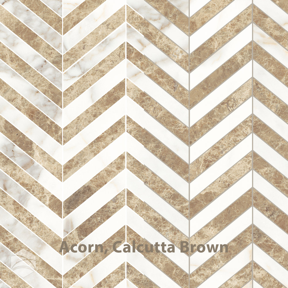 Acorn, Calcutta Brown_Chevron_V2_14x14.jpg