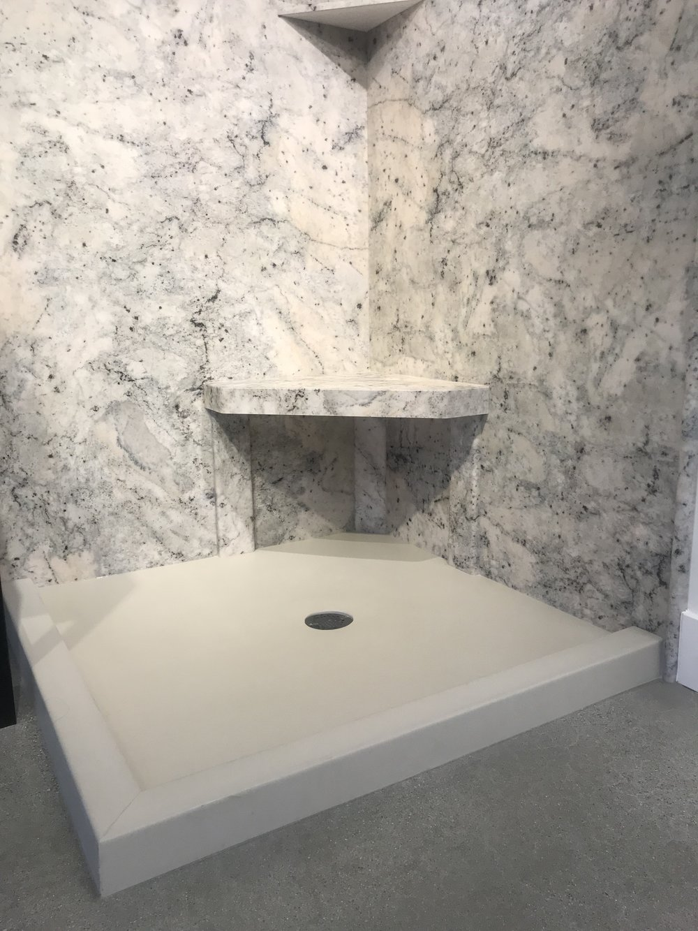 Shower Pans — Tile Meister