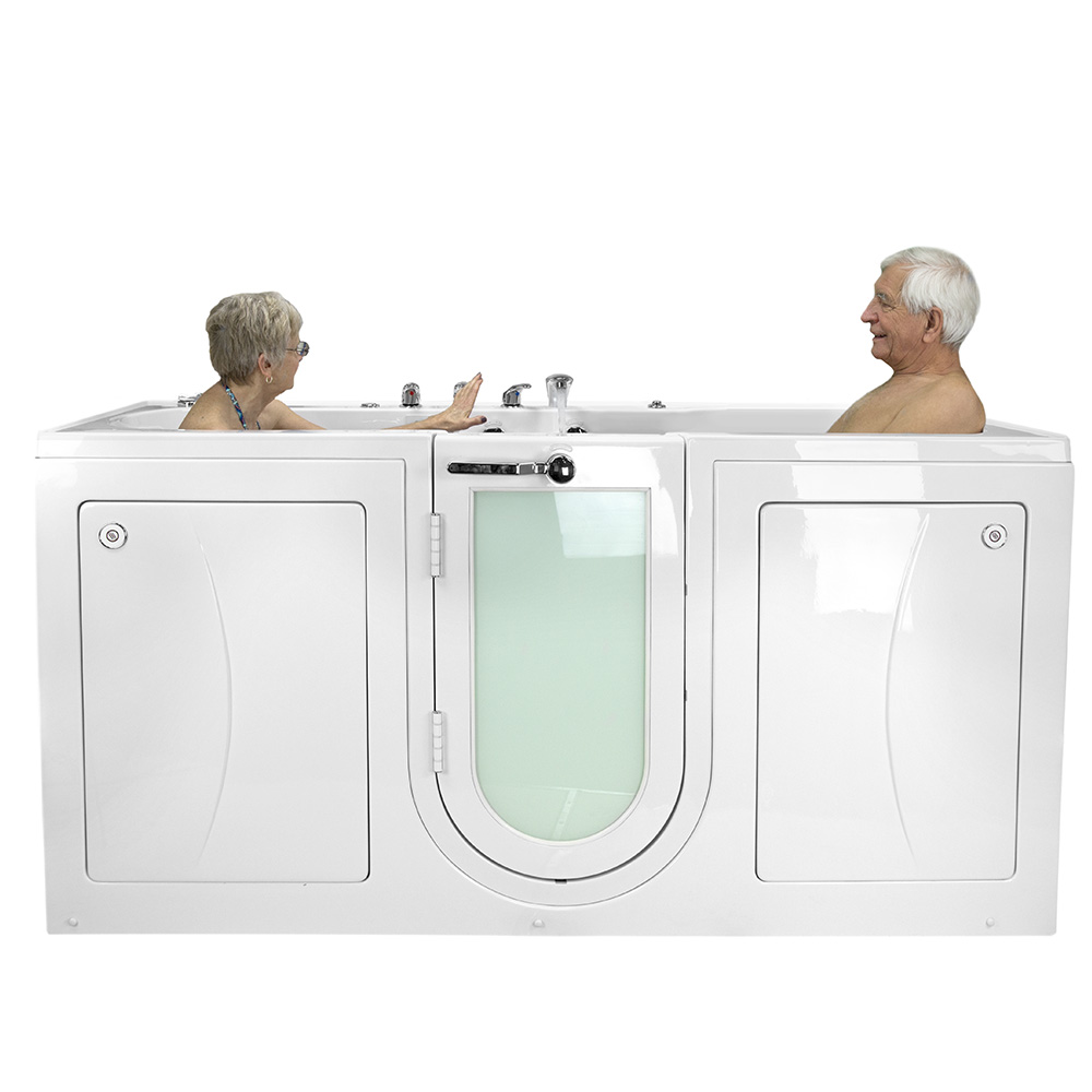 Two Seat Walk In Tubs