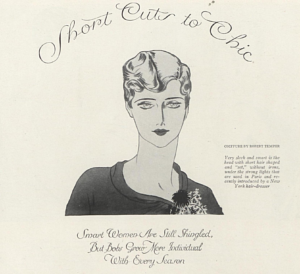 Features: Short cuts to chic. (1926, Jul 15). Vogue , 68, 65-65, 66, 67.