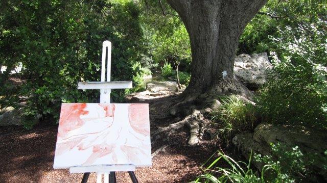 2013-07-18-beginning-to-paint-at-Zilker-Botanical-Gardens-1.jpg