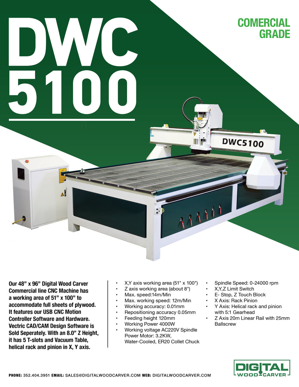 DWC 5100