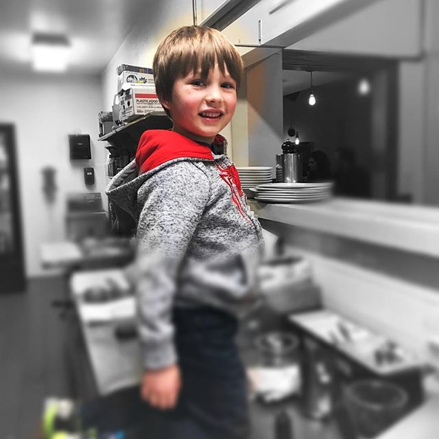 Monday Mini Guest Chef Appearance. #ChefCroix
