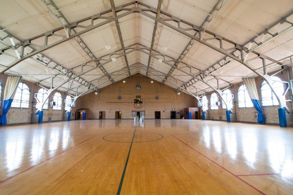U of M Intramural Sports Building   606 E. Hoover Ave - Ann Arbor, MI 48104
