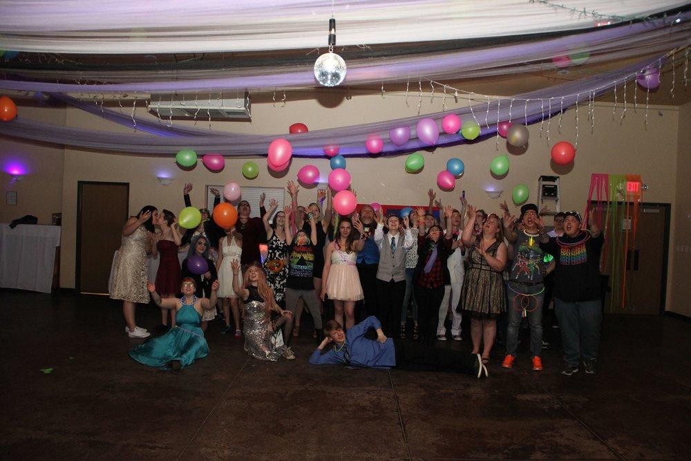 Glow Prom 2018