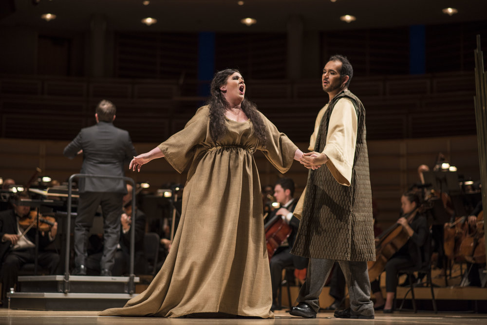 """Brilliant 'Walküre' stands out at MMF's second Wagner night""- PALM BEACH ARTS"