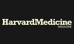 Harvard Medicine Magazine logo