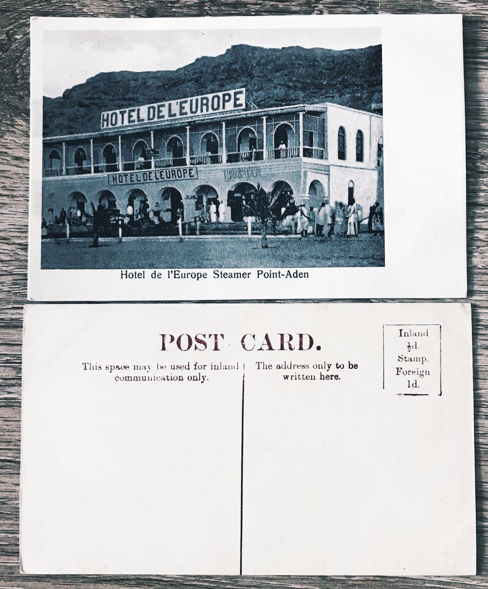 Post card 1