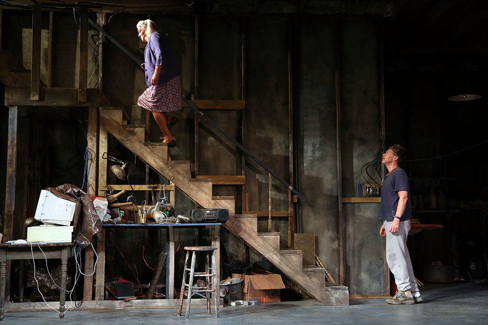"""""""a chilling new domestic thriller"""" - - The New York TimesLEARN MORE at primarystages.org"""