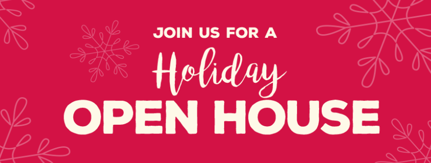 Image result for holiday open house