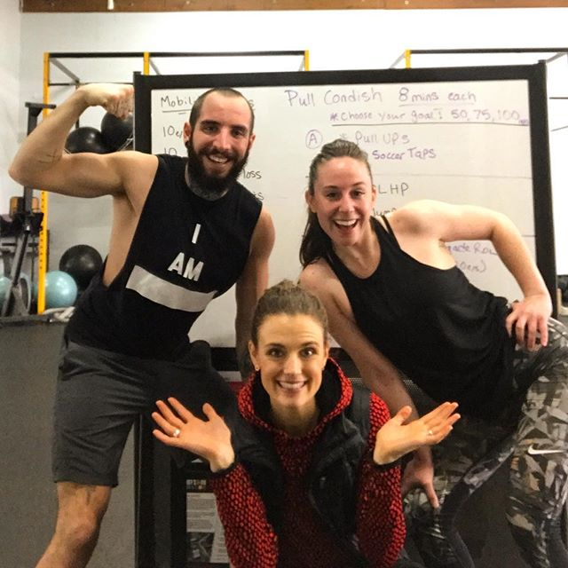Ever wonder what your directors do on the weekend??! This morning, Rodney and Brooke met at Fulcrum Hawthorne to take @heymaryfitness matrix class and then walked down to @wholism_pdx to have a little fusion planning sesh. It's so great to get that sweat on before a long meeting. Workout. Refuel. Get shit done. - — #portland #fulcrumfusion #fitfam #fulcrumfitness #pdxfitness #fitpdx #fitnw #barre #cycle #yoga #feelthebeat #fitTOGETHER #fitpdx #breathe #ride #pulse #thesweatlife #strongnotskinny #fitspiration #fitnessgoals #getfit #fitnessforlife #positivemood #findyourstrong #betterforit #workouttime #friendsthatsweattogetherstaytogether #brunchcrew