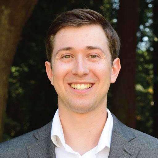 Joshua Tafel - Podcast Coordinator